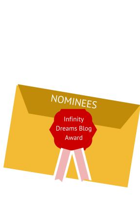 Infinity Dreams Blog Award