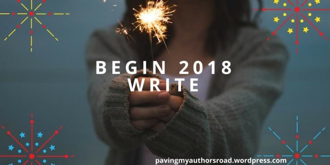 BEGIN 2018 WRITE